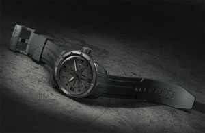 Sports Watch Swiss Made All-Black