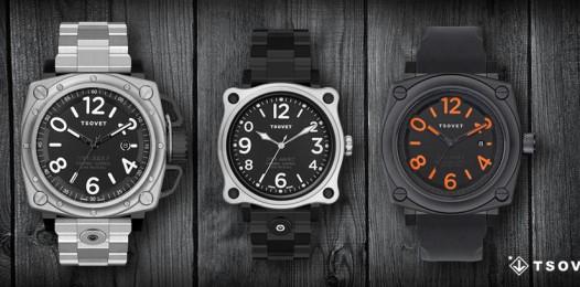 Tsovet Watch Design Hitting New Heights